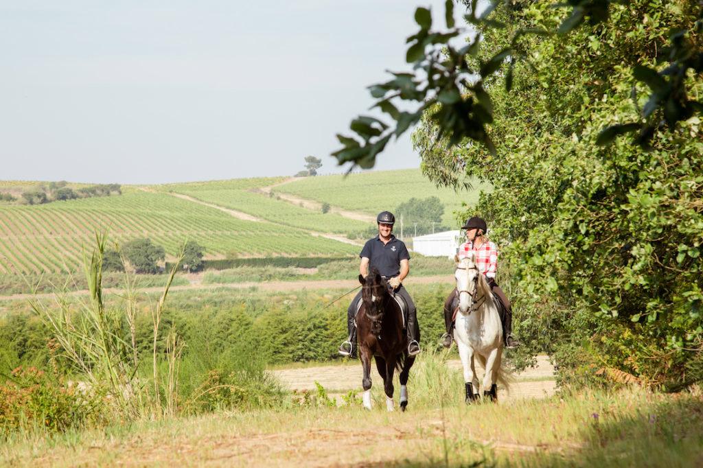 Balade à cheval au Portugal avec Horsaway