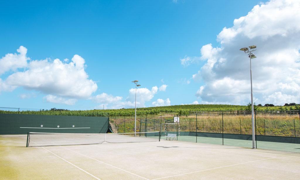 terrains de sport sur la quinta de Lourinha Horsaway