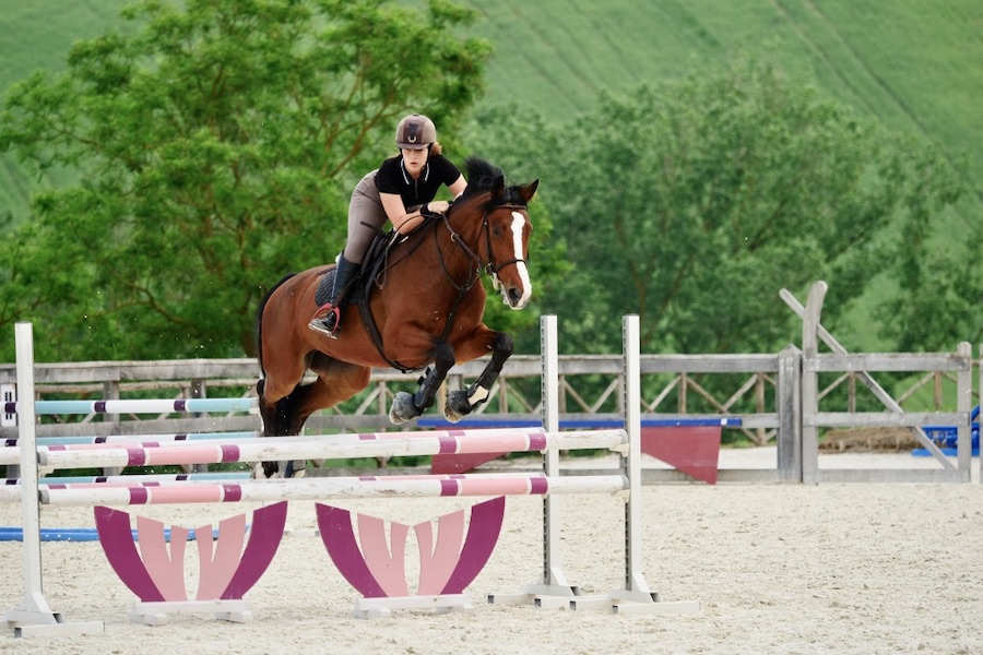 jumping equitation Italie Marche