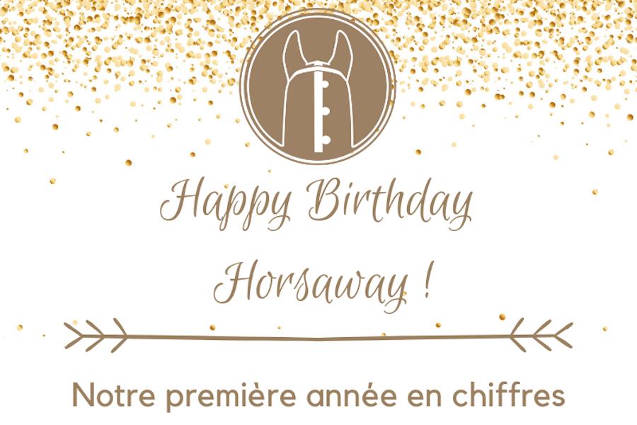 Happy Birthday Horsaway !
