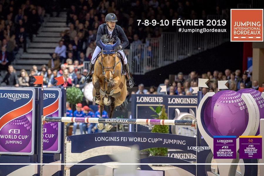 On y était – Jumping International de Bordeaux 2019